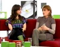 Entrevista a Liliana Esteves en 3G